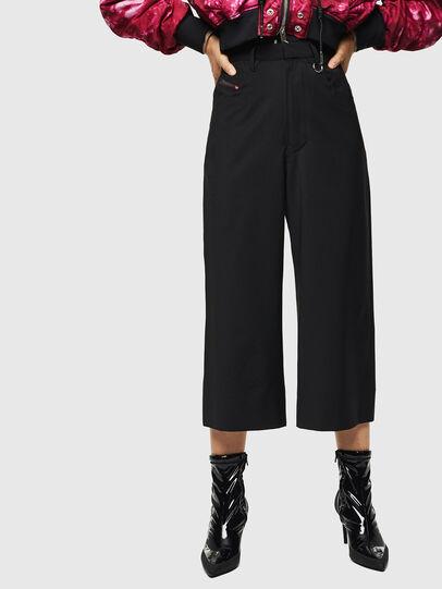Diesel - P-ACAY, Noir - Pantalons - Image 1