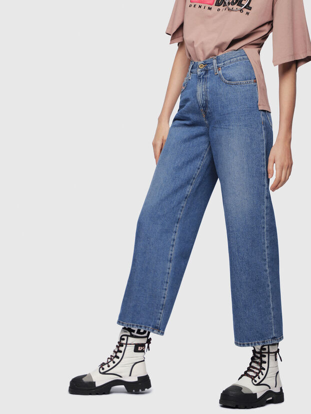 Widee 080AN, Bleu moyen - Jeans