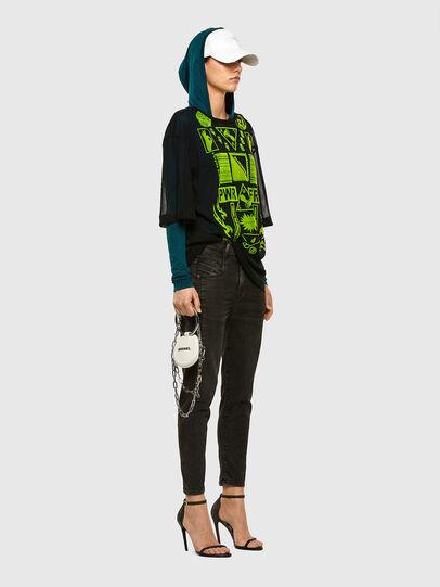 Diesel - FAYZA JoggJeans® 009HM, Noir/Gris foncé - Jeans - Image 6