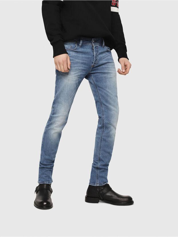 Sleenker CN018, Medium Blue - Jeans