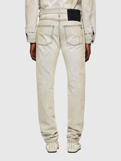 Diesel - D-Kras 09A53, Blanc - Jeans - Image 2