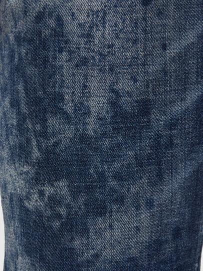Diesel - Sleenker 009JM, Bleu Foncé - Jeans - Image 4