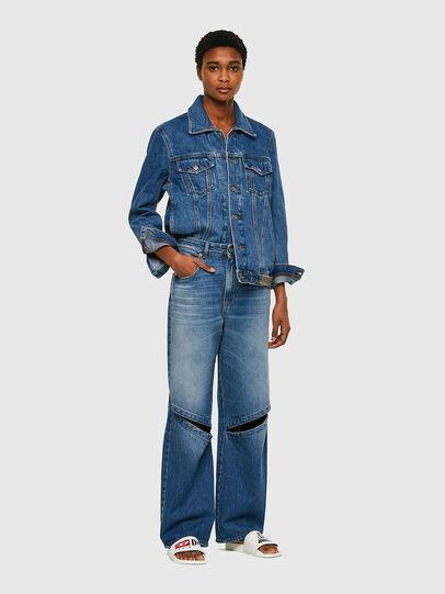 Diesel - D-Reggy 009RK, Bleu moyen - Jeans - Image 5