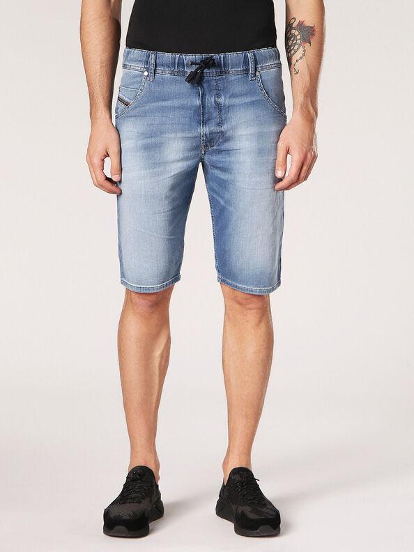 KROOSHORT JOGGJEANS,  - Shorts