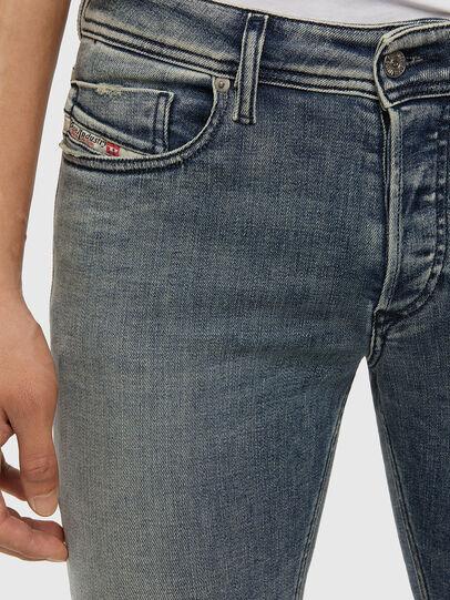 Diesel - Sleenker 009KL, Bleu moyen - Jeans - Image 3