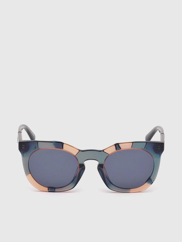 DL0270, Green - Sunglasses