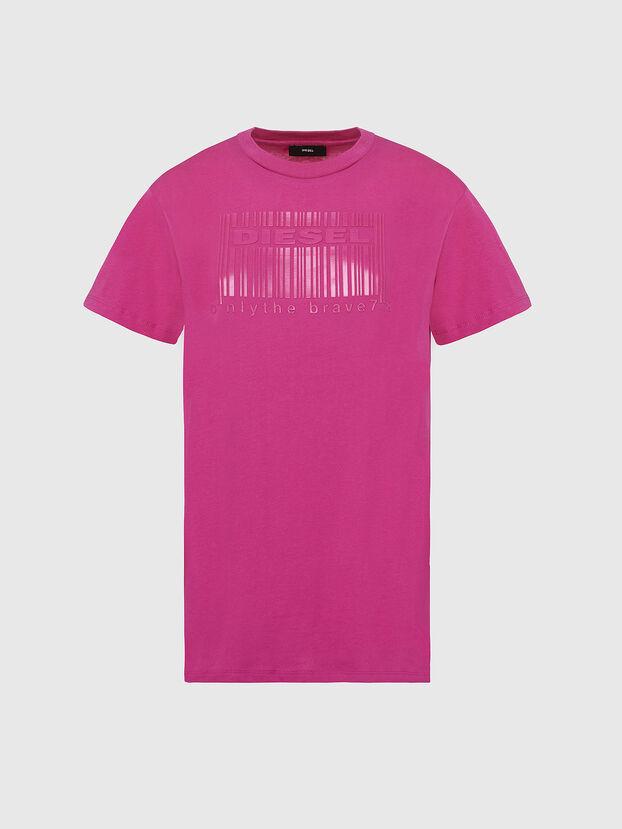 T-DARIA-E2, Fuchsia - T-Shirts