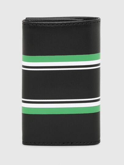 Diesel - KEYCASE O, Noir/Vert - Bijoux et Gadgets - Image 2