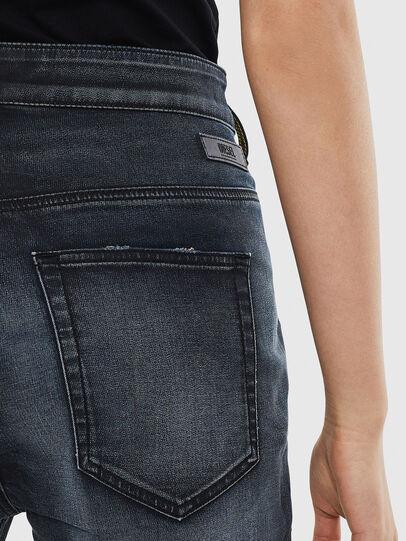 Diesel - Fayza JoggJeans 069MD, Bleu Foncé - Jeans - Image 5