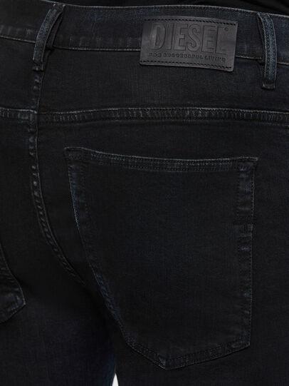 Diesel - D-Amny 069QM, Bleu Foncé - Jeans - Image 4