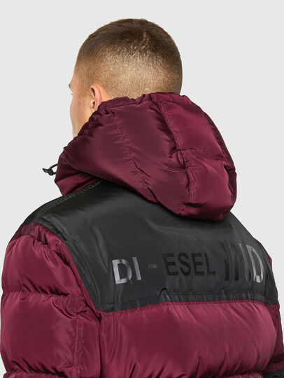 Diesel - W-RUSSELL,  - Vestes d'hiver - Image 4