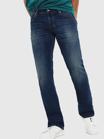 Diesel - Zatiny 087AW, Bleu Foncé - Jeans - Image 1