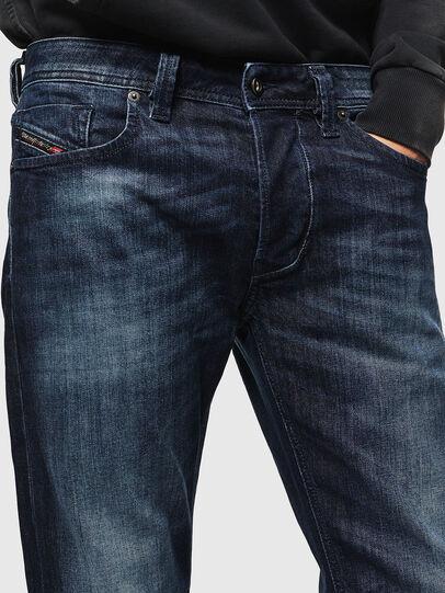 Diesel - Larkee 0095W, Bleu Foncé - Jeans - Image 3