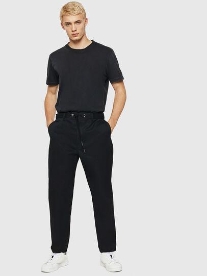 Diesel - P-MORGY, Noir - Pantalons - Image 5