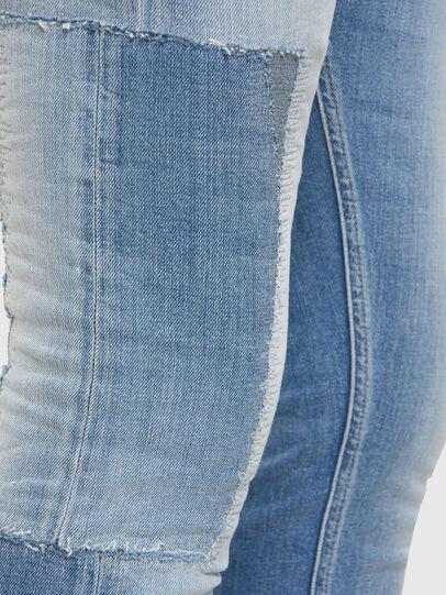 Diesel - Tepphar 009FJ, Bleu Clair - Jeans - Image 4