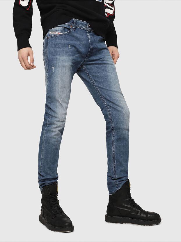 Thommer C84KY, Bleu moyen - Jeans