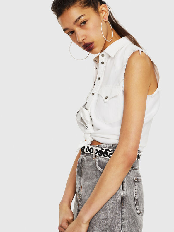 DE-LOLLY,  - Denim Shirts