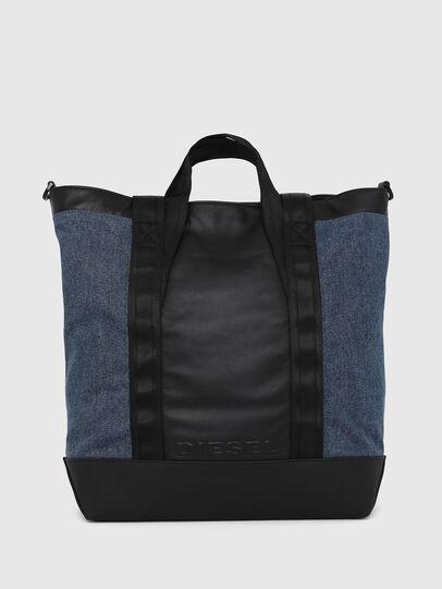 Diesel - SALZANO, Blue/Black - Shopping and Shoulder Bags - Image 1
