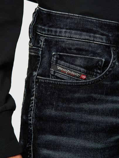 Diesel - D-Strukt JoggJeans® 069TG, Noir/Gris foncé - Jeans - Image 3