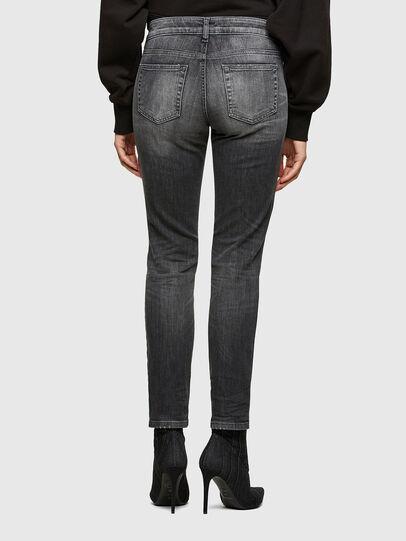 Diesel - D-Ollies JoggJeans® 009QT, Noir/Gris foncé - Jeans - Image 2