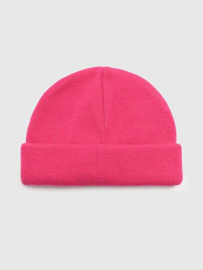 Diesel - K-XAU, Pink - Knit caps - Image 2