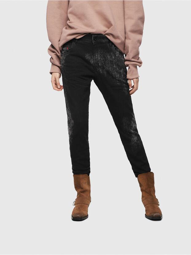 Krailey JoggJeans 069DT, Black/Dark Grey - Jeans