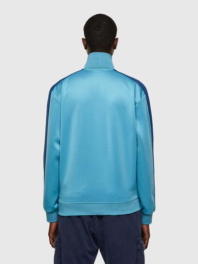 Diesel - S-KRAMY, Light Blue - Sweatshirts - Image 2