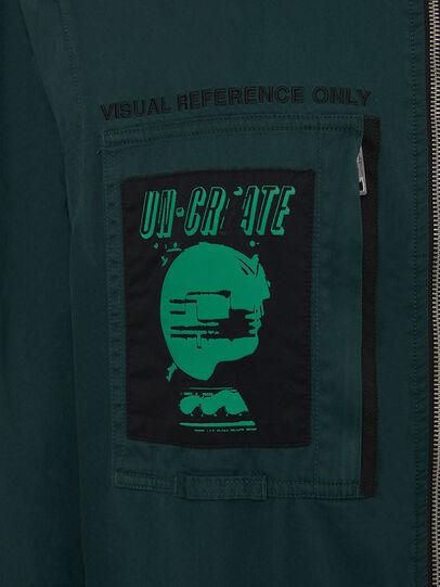 Diesel - P-LARRY, Vert Foncé - Pantalons - Image 6