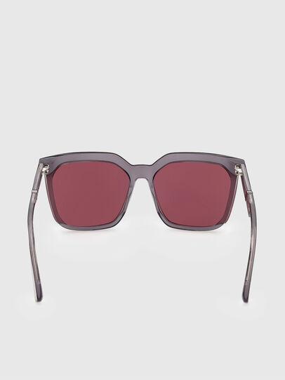 Diesel - DL0338, Violet - Sunglasses - Image 4