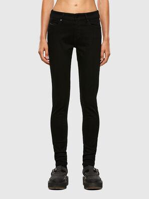 Slandy 069EF, Noir/Gris foncé - Jeans