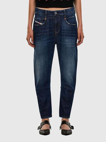 Diesel - Fayza 0F9ET, Bleu Foncé - Jeans - Image 1