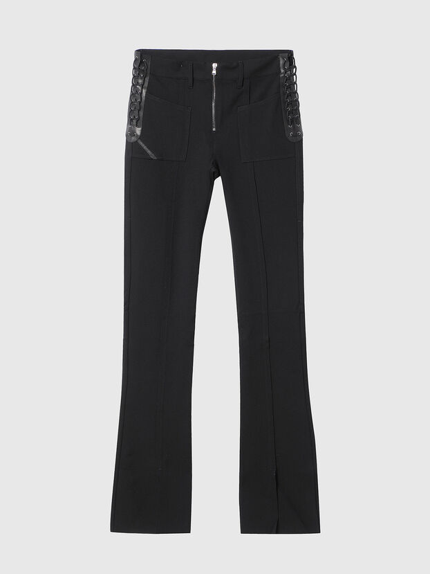 P-SLAND, Noir - Pantalons
