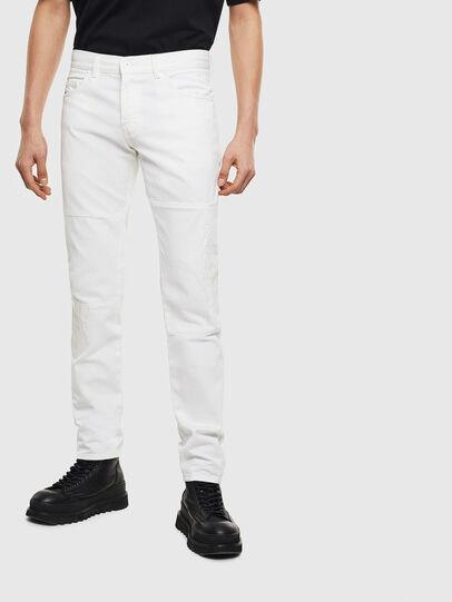 Diesel - TYPE-2016, Blanc - Jeans - Image 1