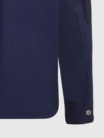 Diesel - S-AUSTIN, Bleu - Chemises - Image 5