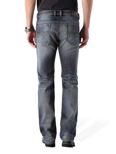 Diesel - Viker 0885K, Bleu Foncé - Jeans - Image 4