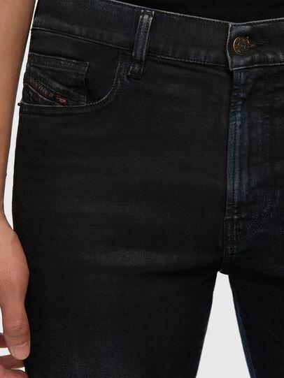 Diesel - D-Amny 069QM, Bleu Foncé - Jeans - Image 3