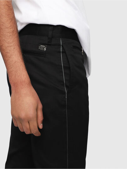 Diesel - P-MAD-ICHIRO, Noir - Pantalons - Image 3