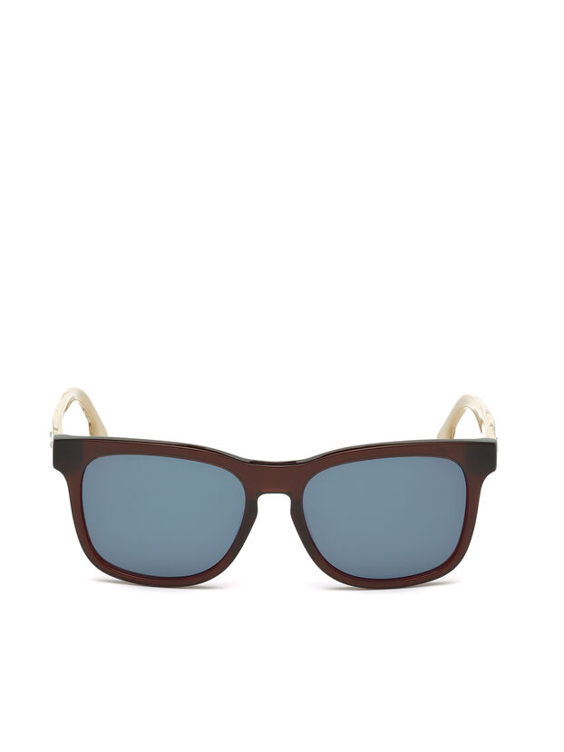 DL0151, Red - Sunglasses