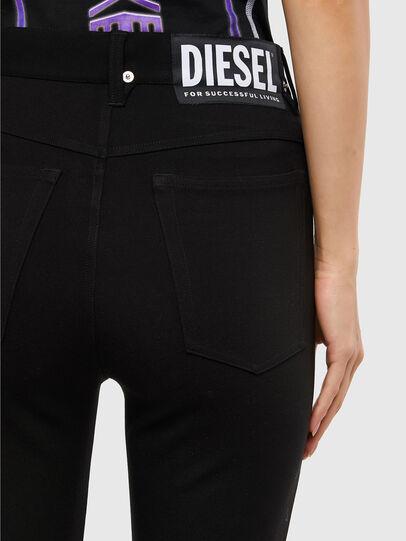 Diesel - P-CUPERY, Noir - Pantalons - Image 4