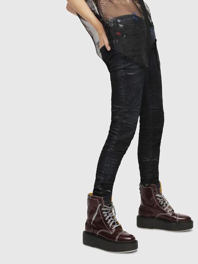 Diesel - Gracey JoggJeans 069CG, Bleu Foncé - Jeans - Image 3