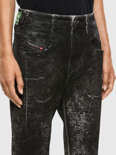 Diesel - Fayza 009DL, Noir/Gris foncé - Jeans - Image 3