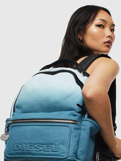 Diesel - PALU', Light Blue - Backpacks - Image 8