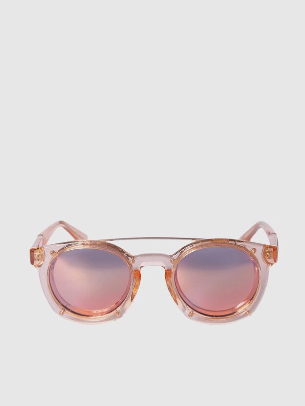 DL0251, Pink - Sunglasses