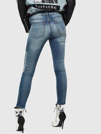 Diesel - D-Ollies JoggJeans 069JZ, Bleu Clair - Jeans - Image 2