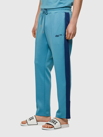 Diesel - P-CHROMY, Bleu - Pantalons - Image 3