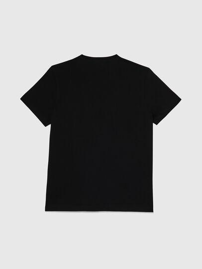Diesel - BMOWT-DIEGO-NEW-P, Noir - T-Shirts - Image 2