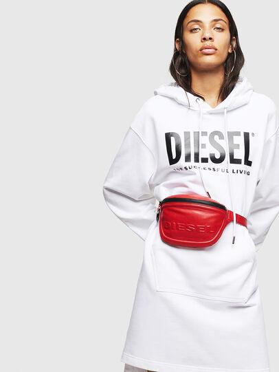 Diesel - D-ILSE-T, Blanc - Robes - Image 4