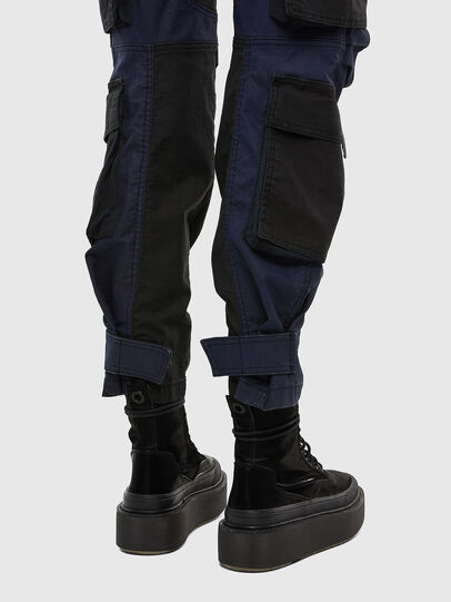 Diesel - D-Kiki JoggJeans® 009KM, Noir/Gris foncé - Jeans - Image 6