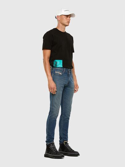 Diesel - D-Strukt 009EI, Medium Blue - Jeans - Image 5