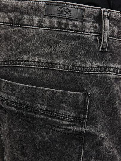 Diesel - FAYZA JoggJeans® 009FZ, Noir/Gris foncé - Jeans - Image 4